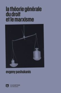 La théorie générale du droit et le marxism couv_preview